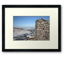 Herbert's Quarry Framed Print
