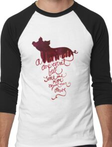 All Animals are Equal Men's Baseball ¾ T-Shirt