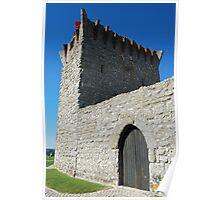 Ourém Castle Poster