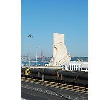 Lisbon cityscape Photographic Print