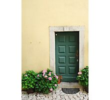 Typical house detail Photographic Print