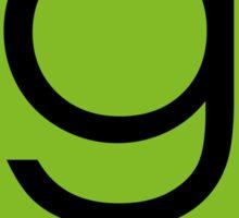 the greenroom 2012 Sticker