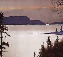 Whiskey Island by Douglas Hunt