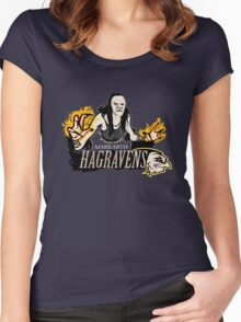Markarth Hagravens Women's Fitted Scoop T-Shirt