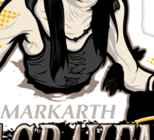 Markarth Hagravens Sticker
