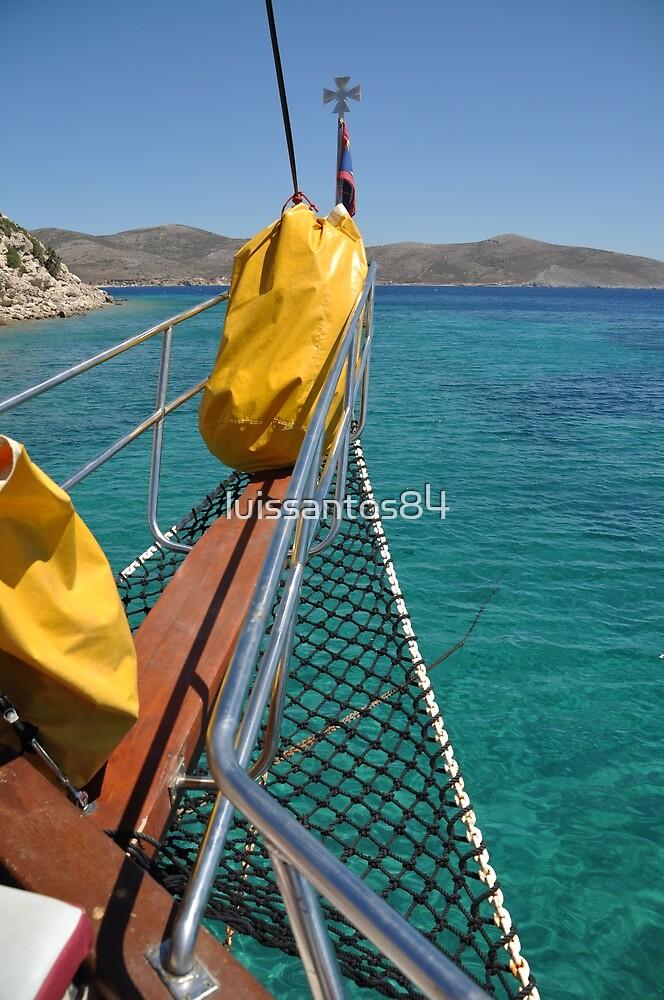 Boat cruising by luissantos84