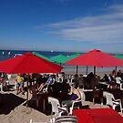 Colours at the Beach - Colores en la Playa by PtoVallartaMex