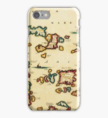 Archipelago iPhone Case/Skin