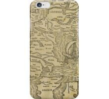 Mysterious Land iPhone Case/Skin