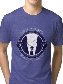 A good old fashioned villain Tri-blend T-Shirt