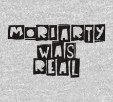 Moriarty Was real by CelestialCow