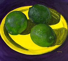Time For Limes by bernzweig