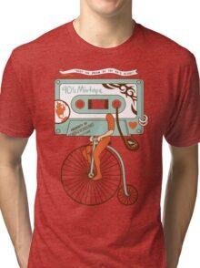 90's MIXTAPE Tri-blend T-Shirt