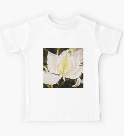 Beautiful butterfly tree Kids Tee