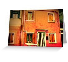 sicily again Greeting Card