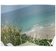 Hitting the beach Poster