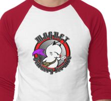 Mognet Delivery Service Men's Baseball ¾ T-Shirt