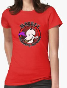 Mognet Delivery Service Womens Fitted T-Shirt