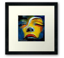 """Sleeping beauty"" Framed Print"
