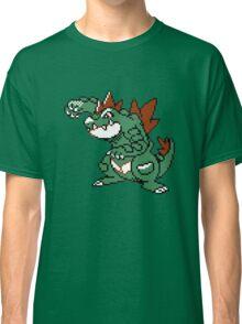 Feraligatr Devamped Sprite Classic T-Shirt