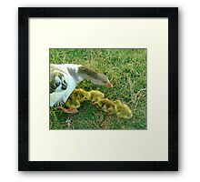 """Listen to your Mama!"" Framed Print"