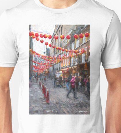 China Town London Unisex T-Shirt