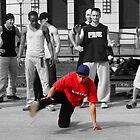 Street Dancers by Julie Paterson