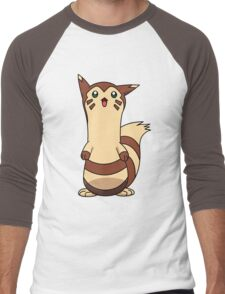 furret  Men's Baseball ¾ T-Shirt