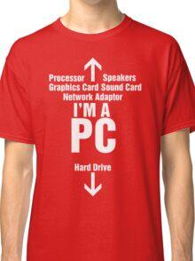 I'm a PC Classic T-Shirt