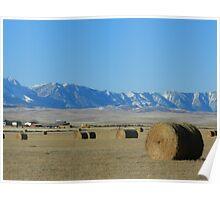 High Prairies Poster