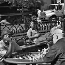 Chess Game by Joseph Pacelli