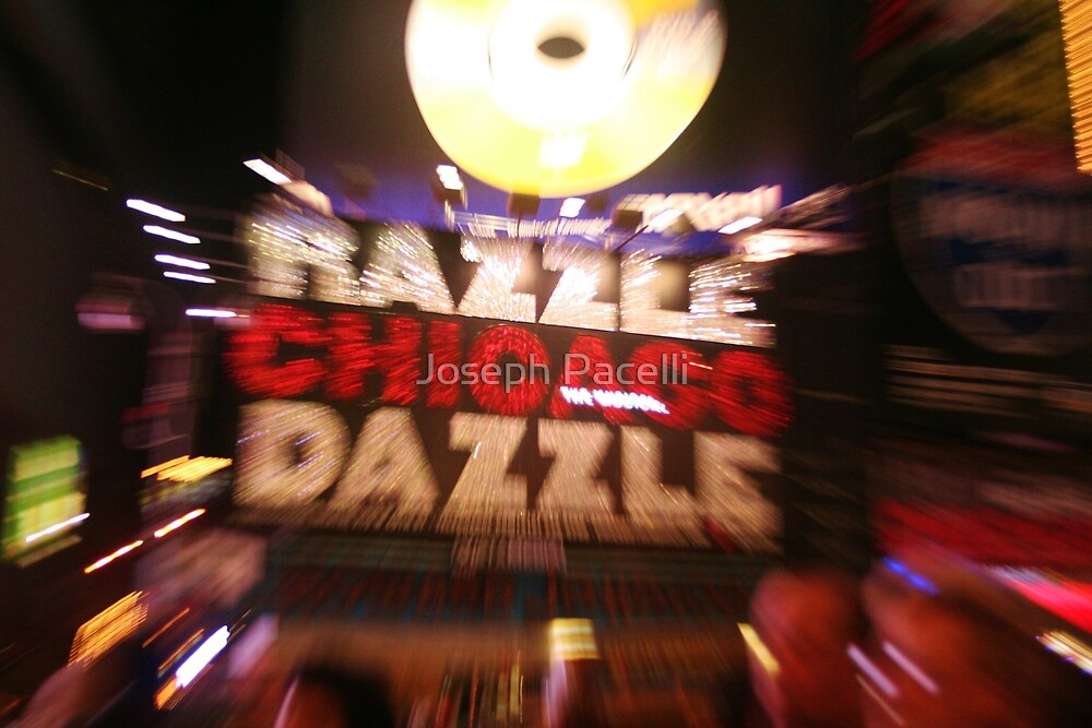 Chicago Marquee by Joseph Pacelli