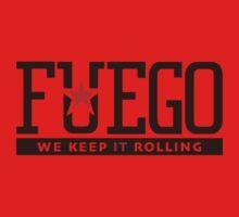Rogue Fuego One Piece - Long Sleeve
