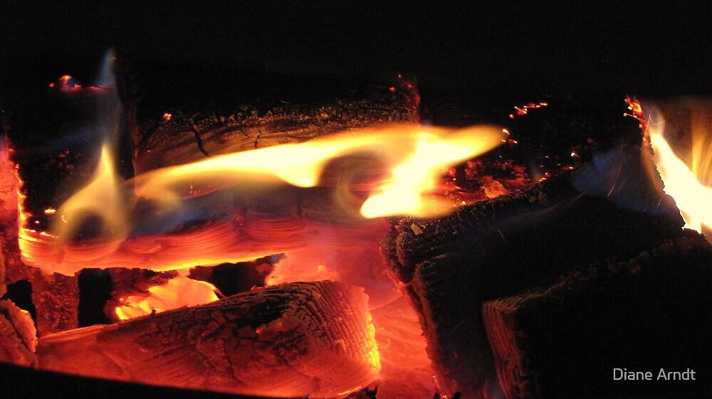 Fire Breather by Diane Arndt