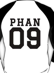 phan 09 (black) T-Shirt