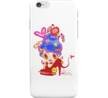 Lady Cream Dream iPhone Case/Skin
