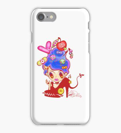 Lady Cream Dream iPhone Case/Skin