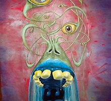 BLAURGH! by Bili Kribbs