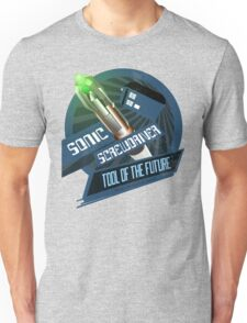 Screwdriver of the Future! Unisex T-Shirt