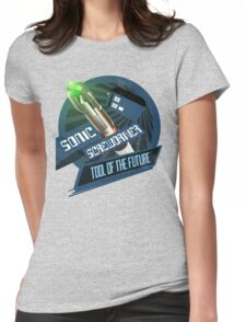 Screwdriver of the Future! Womens Fitted T-Shirt