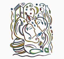 Inner Workings Tee by Robin Monroe