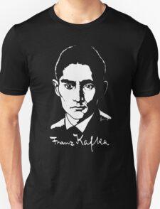 Franz Kafka (Dark) Unisex T-Shirt