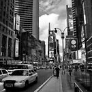 Times Square by Joseph Pacelli