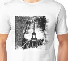 Vintage Eiffel Tower Paris #1 T-shirt Unisex T-Shirt