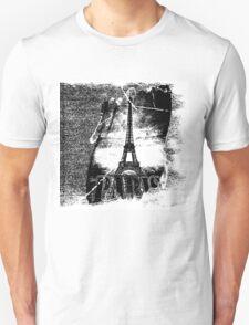 Vintage Eiffel Tower Paris #1 T-shirt T-Shirt