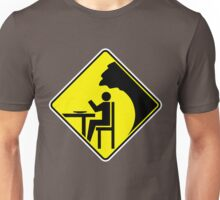 Check Please! (Roadsign) Unisex T-Shirt