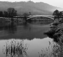 The River Wye by Steve  Liptrot