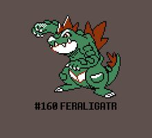 Feraligatr Devamped Sprite w/ Entry Unisex T-Shirt