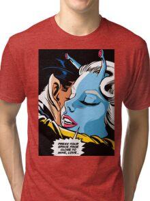 Interracial Love Tri-blend T-Shirt