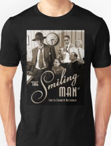 """The Smiling Man"" Poster - Vintage T-Shirt"